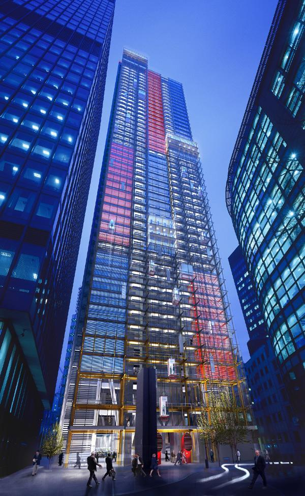 122 Leadenhall Street The Leadenhall Building