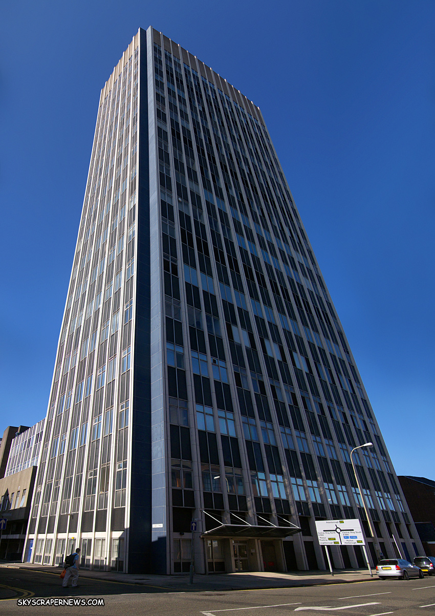 Nottingham pics page 2 skyscrapercity - Building a home according to cardinal directions ...