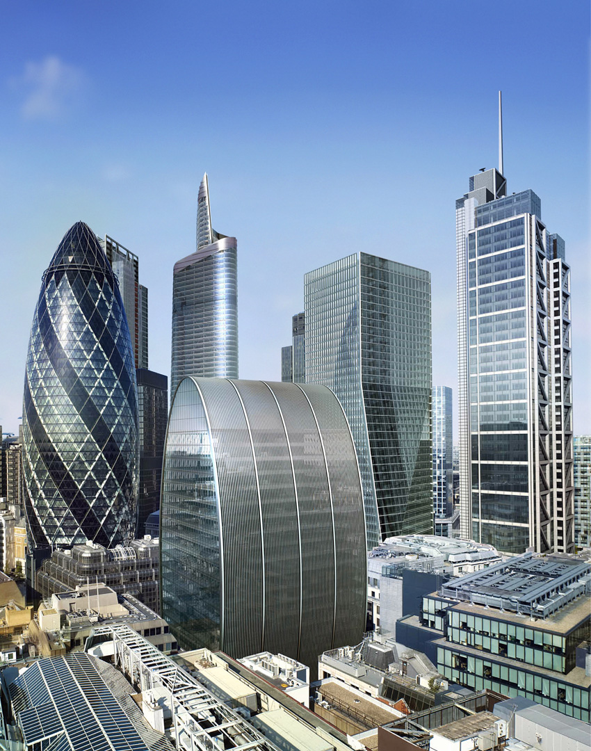 London low rise projects construction skyscrapercity for Architecture londres