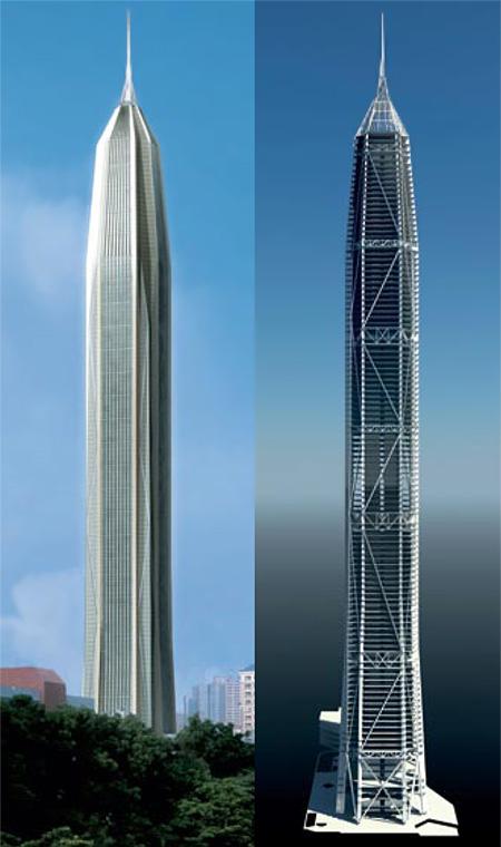 深圳平安国际金融大厦