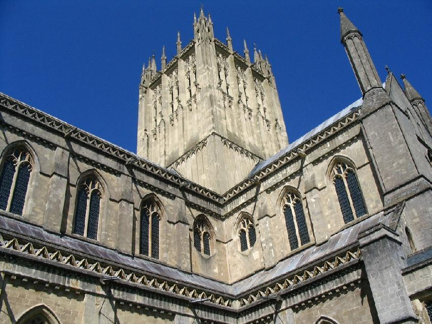 cathedrals in england that