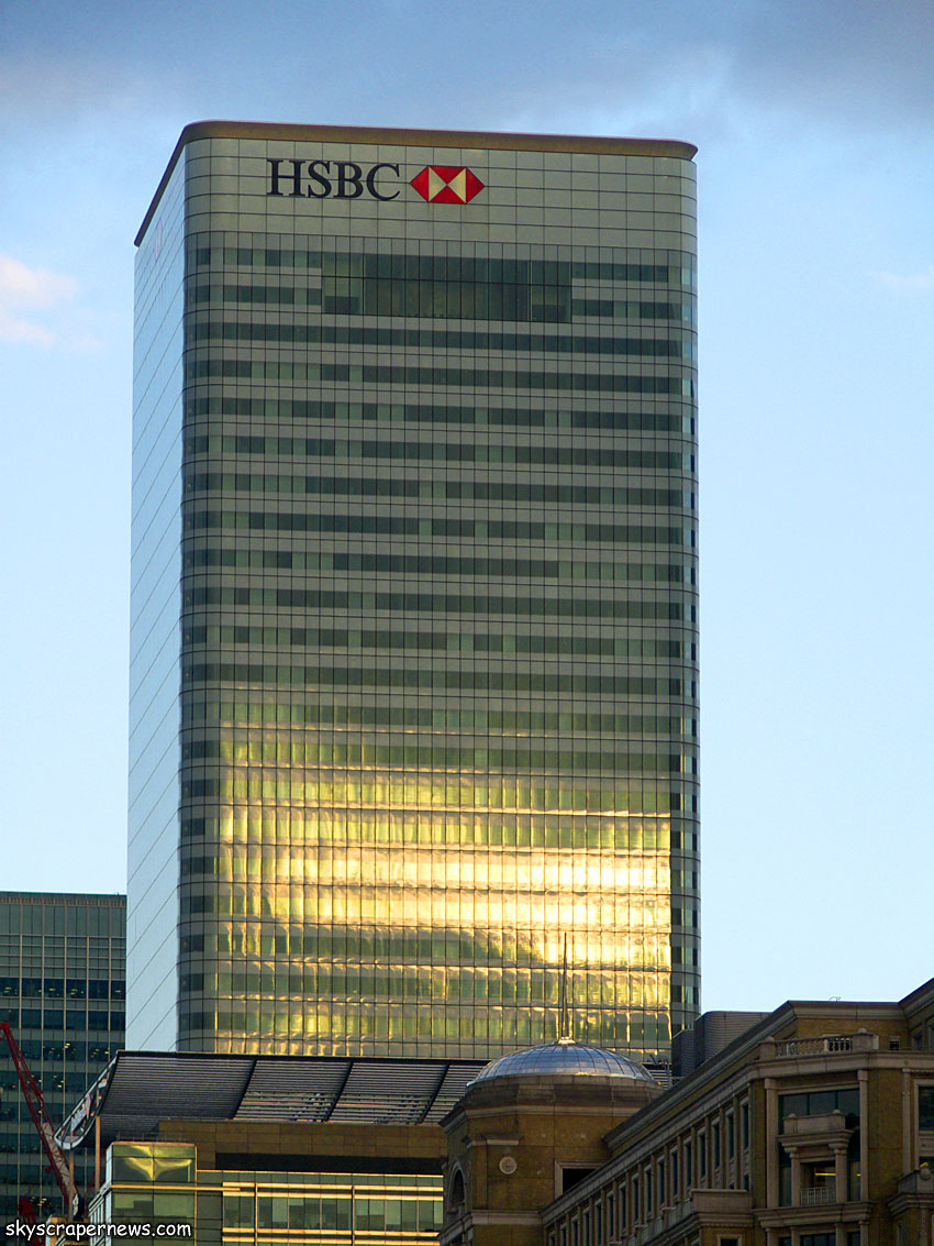 Skyscrapernews Com Image Library 55 Hsbc World