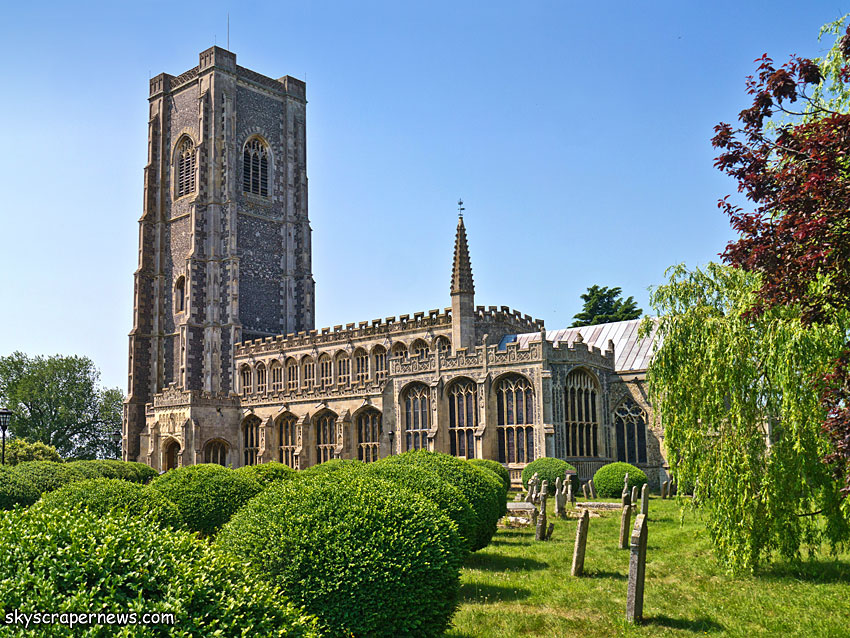 Church of st peter and st paul lavenham all rights reserved