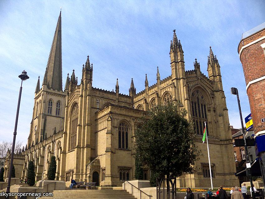 cathedrals in England. its
