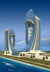 Lusail Twin Towers