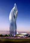 SOCAR Tower, Baku
