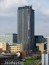 St Pauls Tower under construction in April 2010