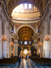 St Paul's Cathedral Nave