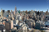 Manhattan in Google Earth