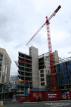 Three Piccadilly Place under contstruction April 2007