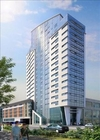 Render of Friars Walk residential tower