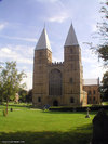 Southwell Minster frontage