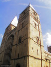 Southwell Minster towers