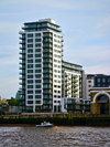 Knights Tower, Borthwick Wharf, London