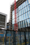 3 Hardman Street under construction January 12/1/2008