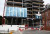 3 Hardman Street under construction October 2007