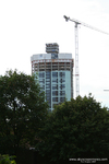 Alexandra Tower under construction May 2007