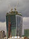 20 Fenchurch Street under construction