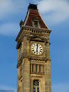The Clock Tower, known as Big Brum