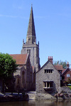 St Helen's Church, Abingdon