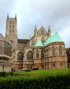 Downside Abbey Church