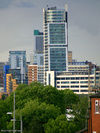 Bridgewater Place on the Leeds skyline